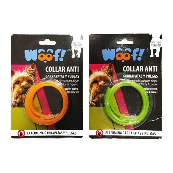 Collar antipulgas p perros