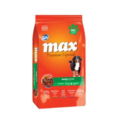 MAX Premium Especial Alimento para Perros - Adultos razas grandes