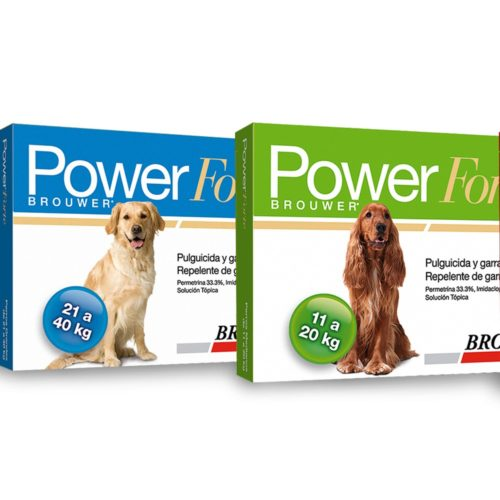 Power forte Brouwer perros