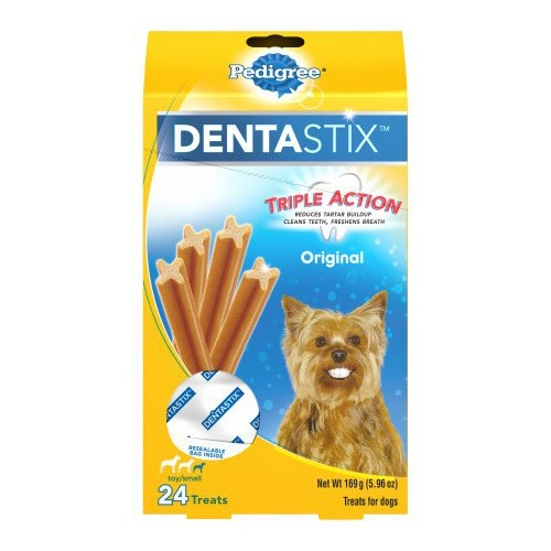 Pedigree Dentastix Galletas limpiadoras de dientes para perros