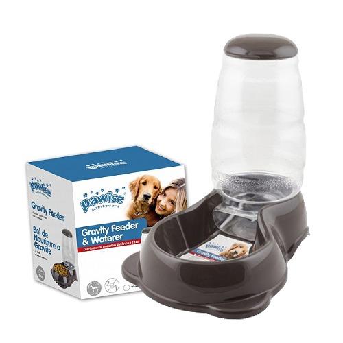Pawise alimentador importado de gravedad