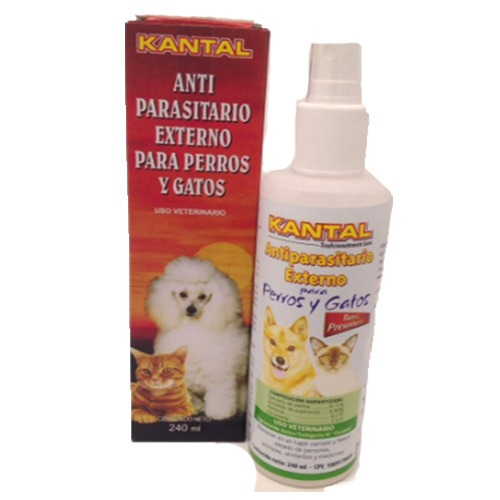 antiparasitante kantal