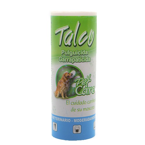 talco antipulgas pet care