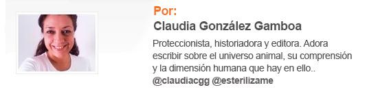 Columna Claudia Gamboa Mascotas