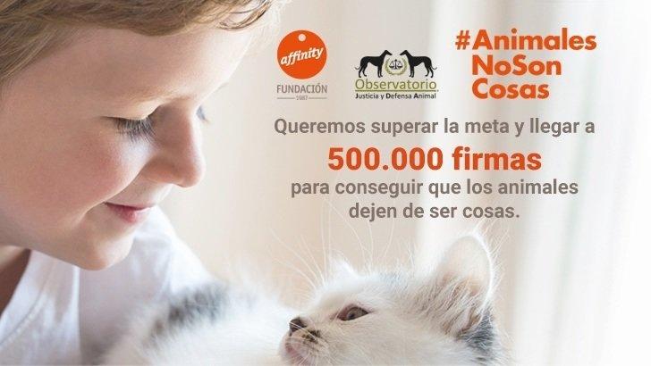 #AnimalesNoSonCosas