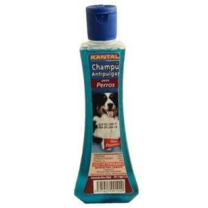 Kantal Shampoo Antipulgas para perros - 240 ml