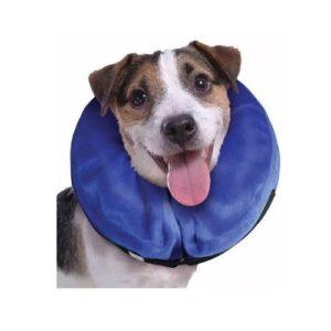 ProCollar Collar Tipo Isabelino Inflable para Perros y Gatos, Americano