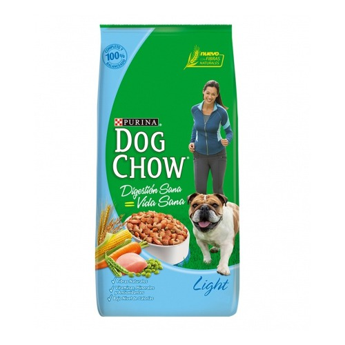 purina dog chow light