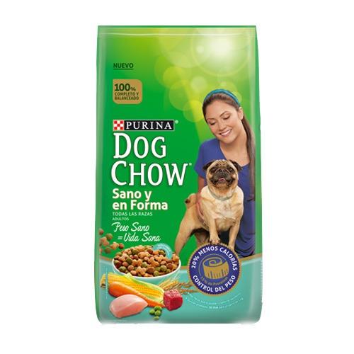 PURINA DOG CHOW SANO Y EN FORMA