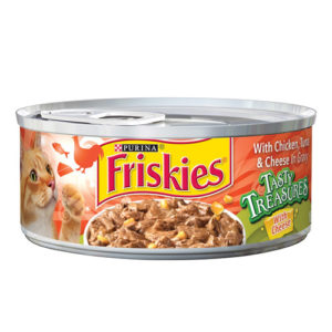 Friskies Tasty Treasures con queso