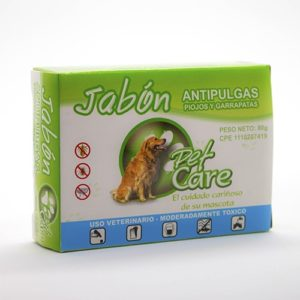 JABON ANTIPULGAS PET CARE