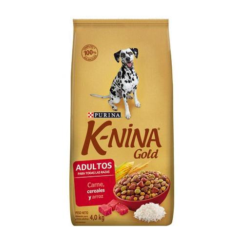 purina K-NINA carne cereales y arroz