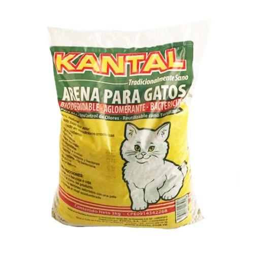 Kantal arena gatos 25