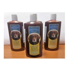 Groomers Blend Shampoo Americano Concentrado Para Perros/Gatos/Caballos De Color, 500 Ml