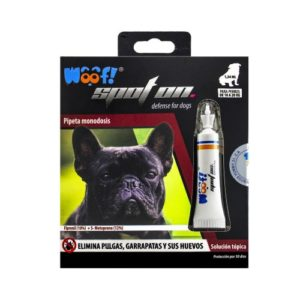 Woof Pipeta Monodosis Spot On, 1.34ml - Perros de 10 a 20kg