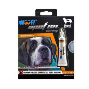Woof Pipeta Monodosis Spot On, 5.36 - Perros de 40 a 60kg