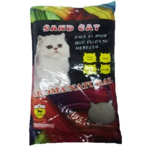 arena active cat para gatos aroma natural