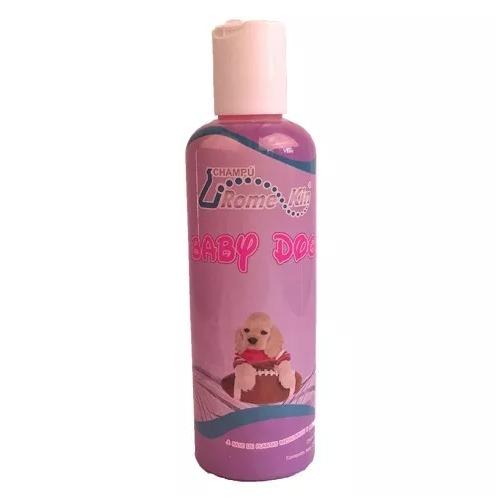 Romekin shampoo cosmetico para cachorros