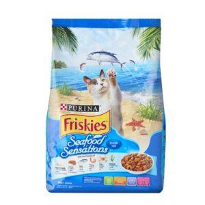 Purina Friskies Sensaciones del Mar alimento para Gatos Importado