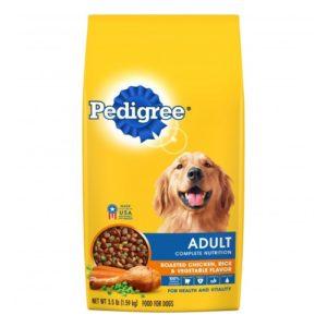 Pedigree Sabor a Pollo y Vegetales - Perros adultos razas grandes